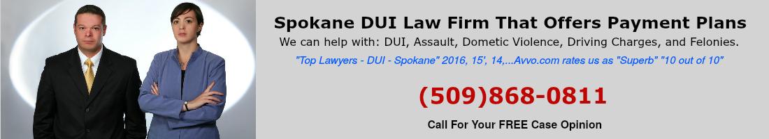 Spokane DUI Lawyers